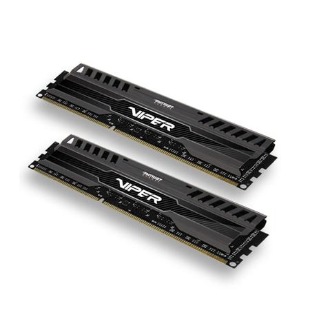 Memória Viper3 16GB (2x8GB) DDR3 1866MHz PV316G186C0K - Patriot