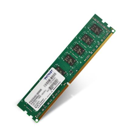 Memória 2GB 1333Mhz DDR3 PSD32G13332 16 Chips - Patriot