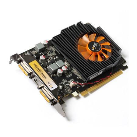 Placa de Vídeo Geforce GT730 1GB DDR3 128Bit ZT-71104-10L - Zotac