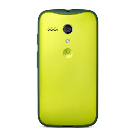 Capa Grip Shell para Moto G 11231N Lemon Lime - Motorola