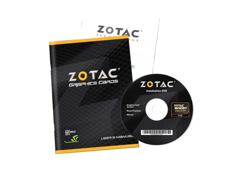 Placa de Vídeo Geforce GT740 Low Profile 1GB DDR5 128Bit ZT-71003-10L - Zotac