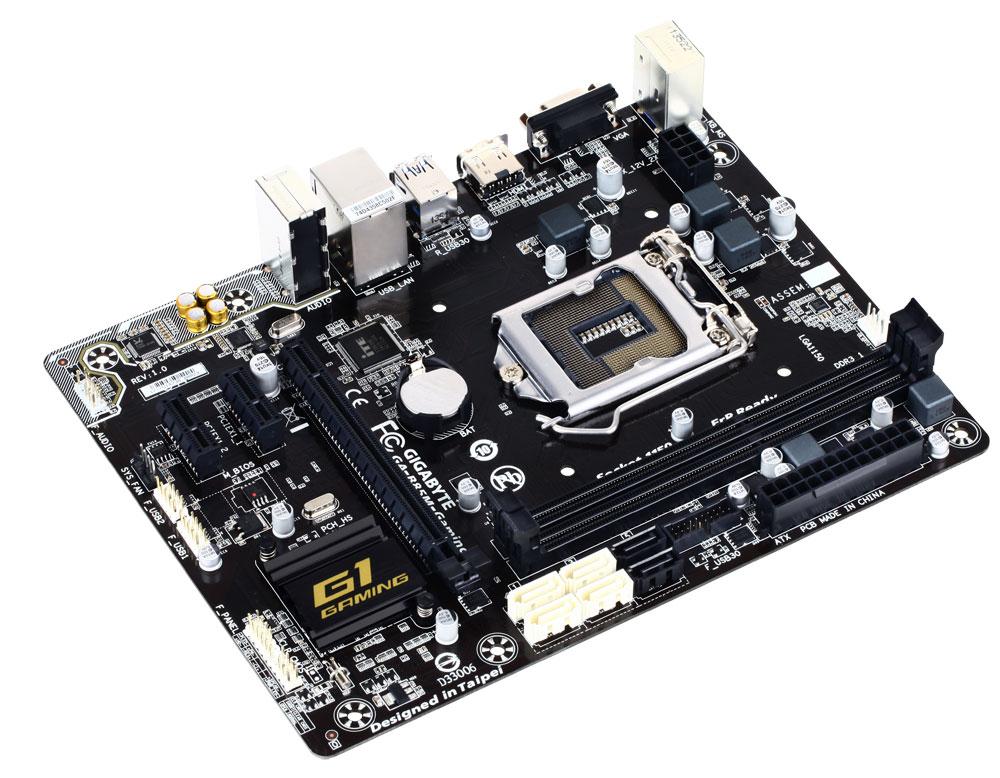 Placa Mãe LGA 1150 GA-B85M-Gaming 3 (S/V/R) - Gigabyte