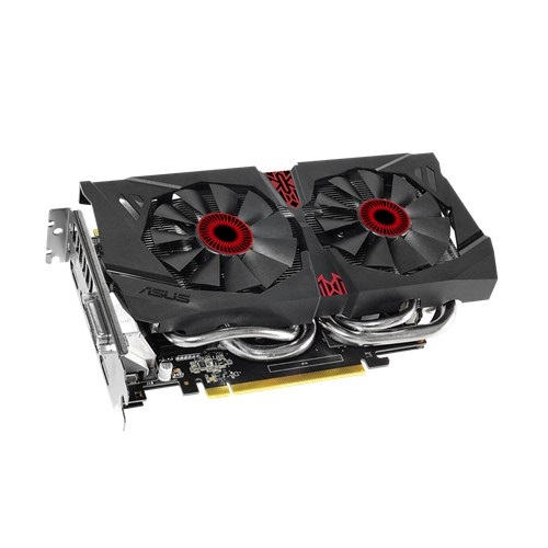 Placa de Vídeo Geforce GTX960 2GB 128Bits DDR5 STRIX-GTX960-DC2OC-2GD5 - Asus