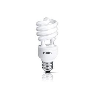 Lampada Eletronica Espiral Twister 23w Amarela 6000H 220v - Philips