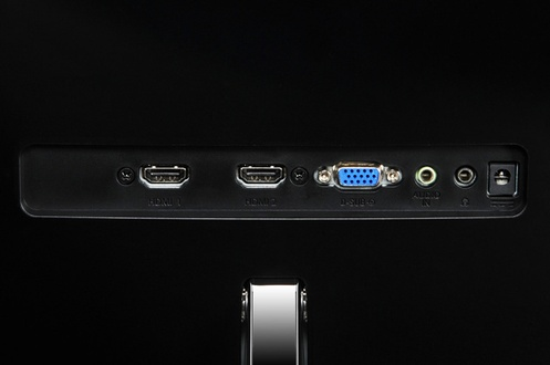 Monitor Led 23,6 Wide, Full HD, VGA, HDMI 247E4LHAB Preto - Philips