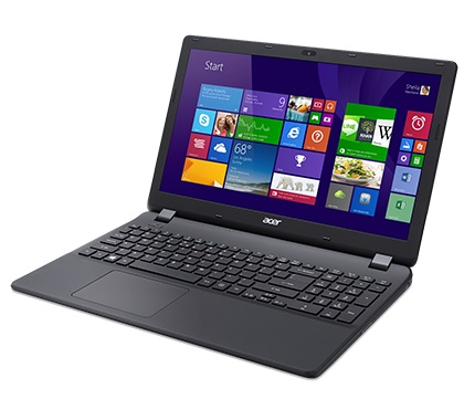 Notebook ES1-512-C59L Intel Celeron Quad Core 4GB HD 500GB DVD-RW Tela LED 15.6 Windows 8.1 - Acer