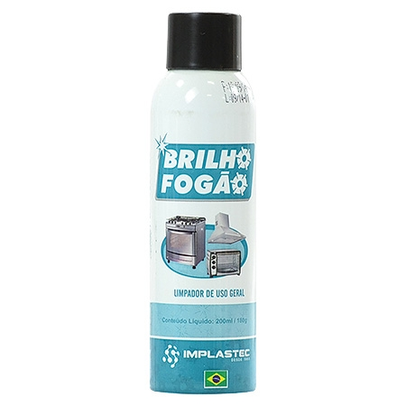 Limpa Fogão 200ML 22512 - Implastec