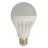 Lâmpada LED Bulbo 9W 220V 386LM 6500K Branca - EQQO