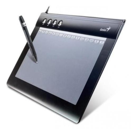 Mesa Digitalizadora Easypen M610XT+M 6X10 4000LPI - Genius