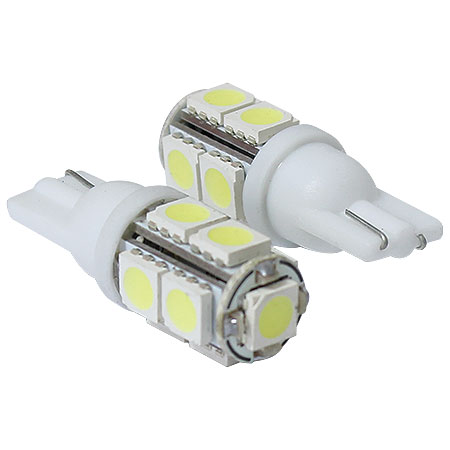 Lâmpada Automotiva 9 LEDs 43-LED02 PAR - KX3