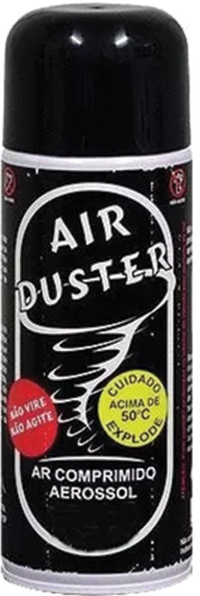 Ar Comprimido Aerosol Air Duster 200G/164ML - Implastec