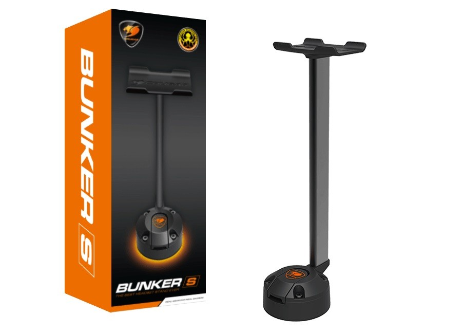 Bunker S Headset Stand CGR-XXNB-HS1 10834-6 - Cougar