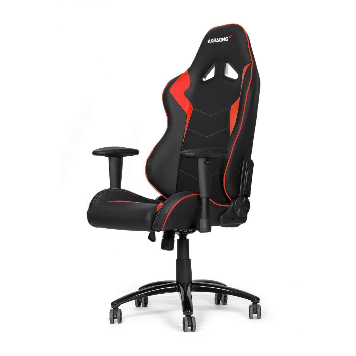 Cadeira AKRacing Octane Gaming Red K702B AK-OCTANE-RD 10115-8 - AKRacing