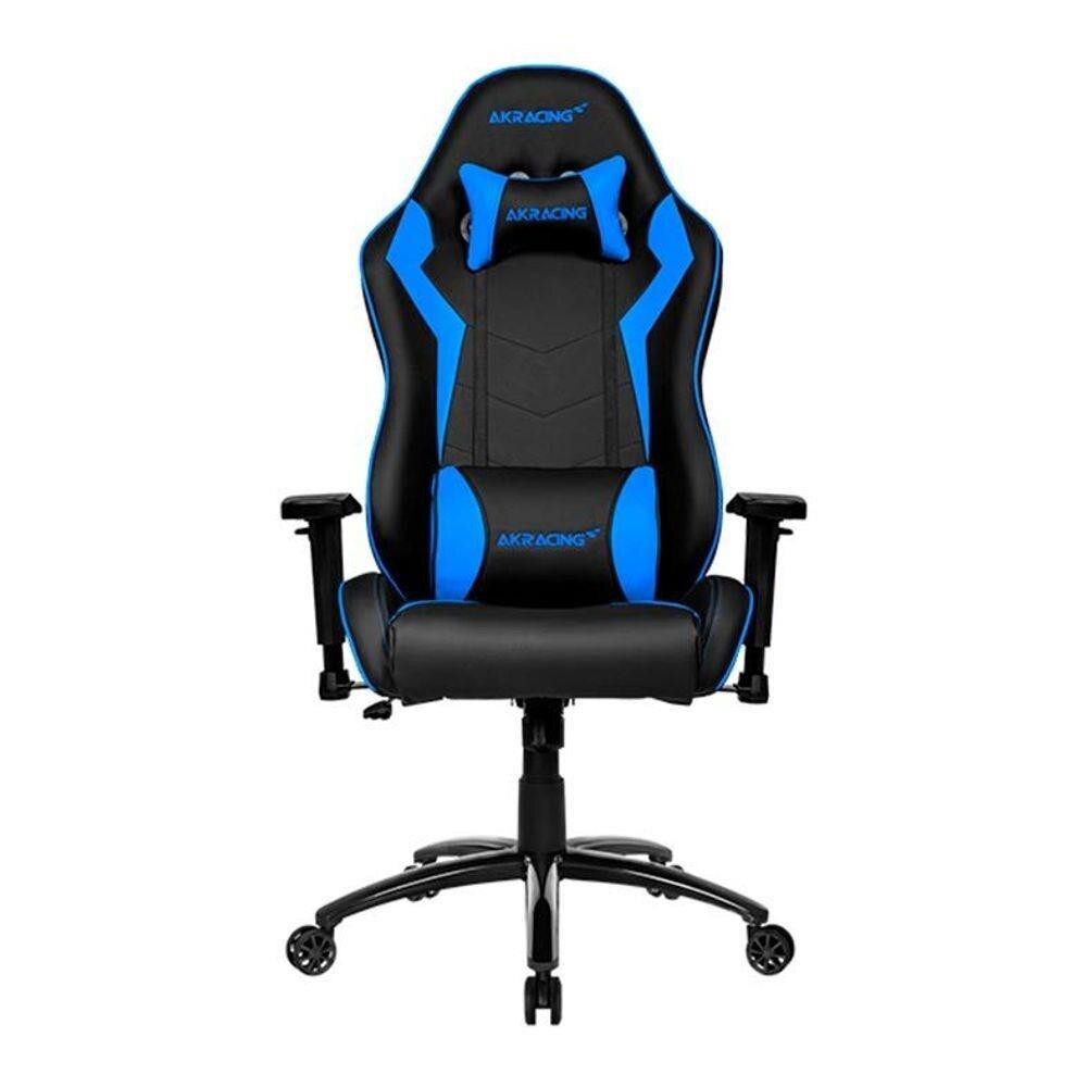 Cadeira AKRacing Wolf Azul (Tecido) 12315-2 - AKRacing