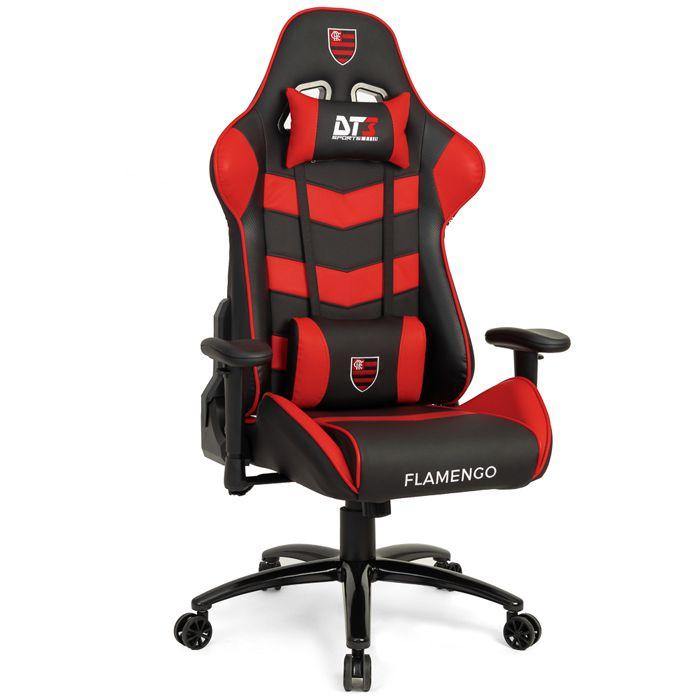 Cadeira Elise Red Flamengo 11483-7 - DT3sports