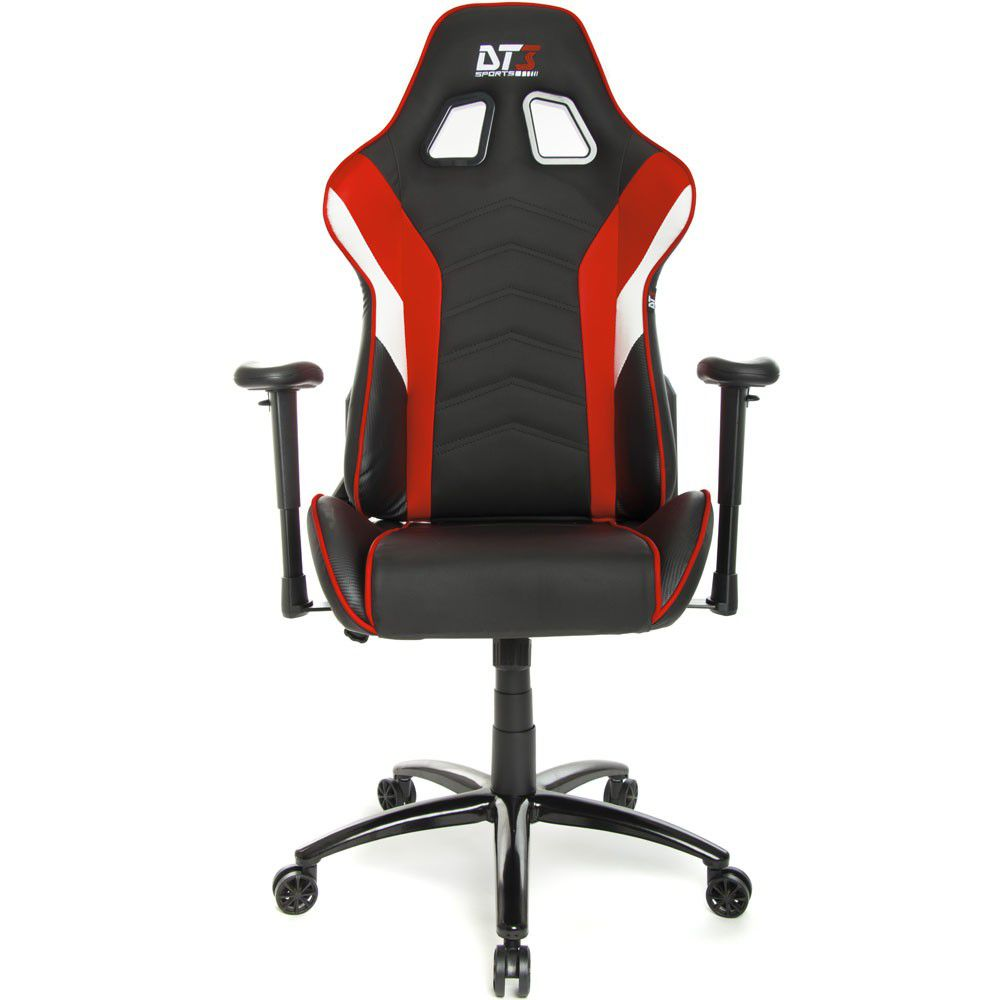 Cadeira Gamer Elise Black Red 10637-7 - DT3 Sports