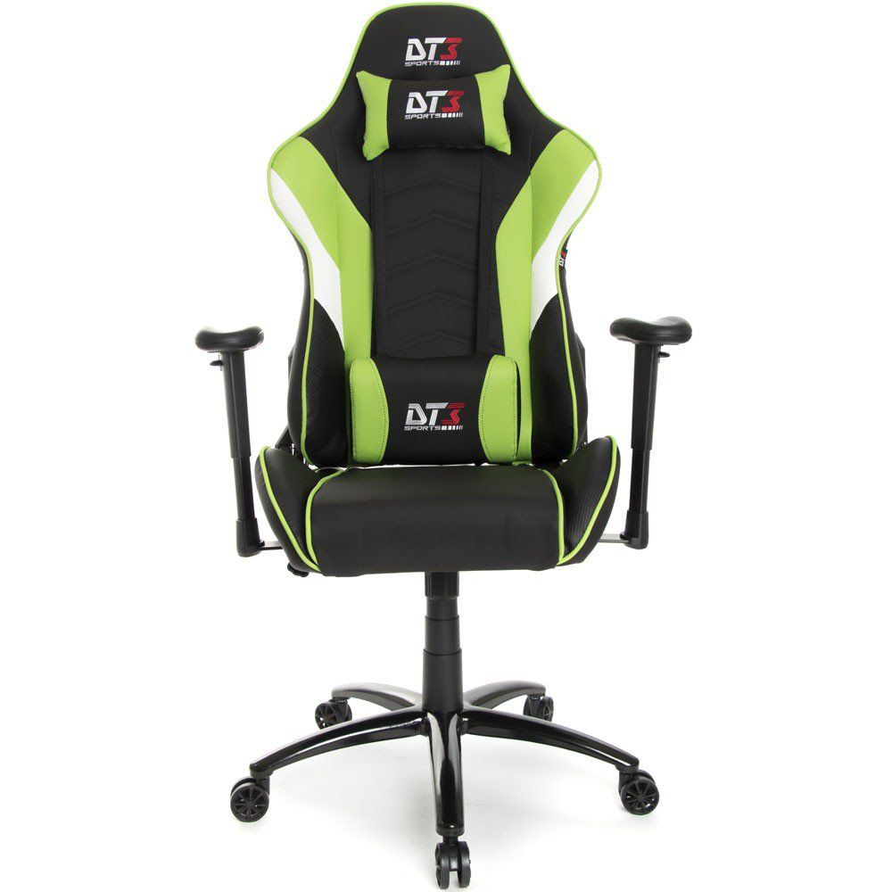 Cadeira Gamer Elise Light Green 10227-2 - DT3 Sports