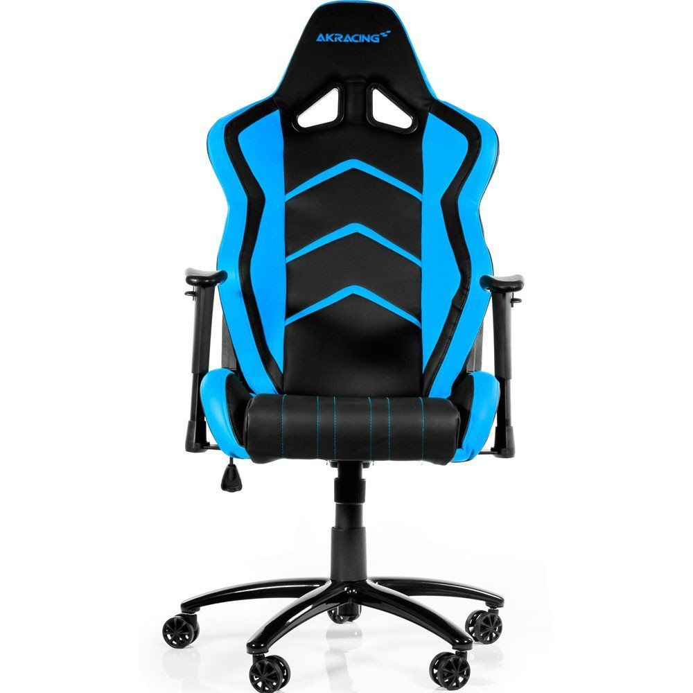 Cadeira Gamer Player Black Blue 10040-5 - AKRacing