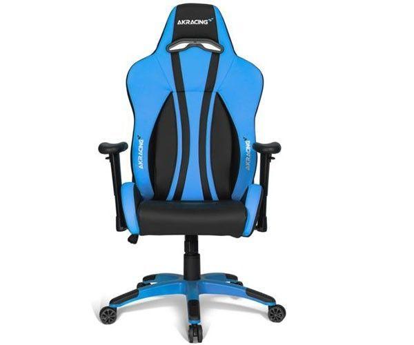 Cadeira Gamer Premium Plus Azul 10119-2 - Akracing