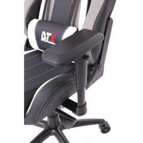Cadeira Gamer Prime Preto/Cinza/Branco 10545-5 - DT3 Sports