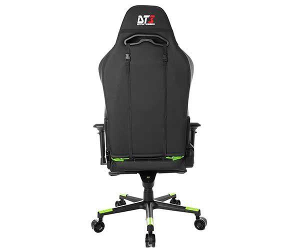 Cadeira Gamer Prime Preto/Verde/Branco 10547-7 - DT3 Sports