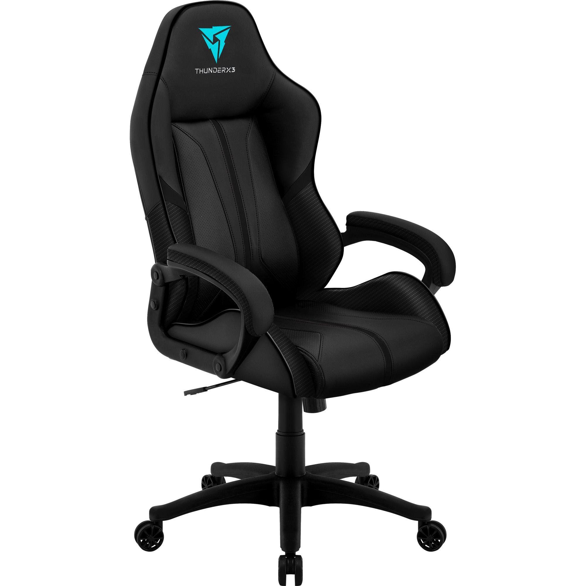 Cadeira Gamer Profissional AIR BC-1 EN61881 Preta - ThunderX3