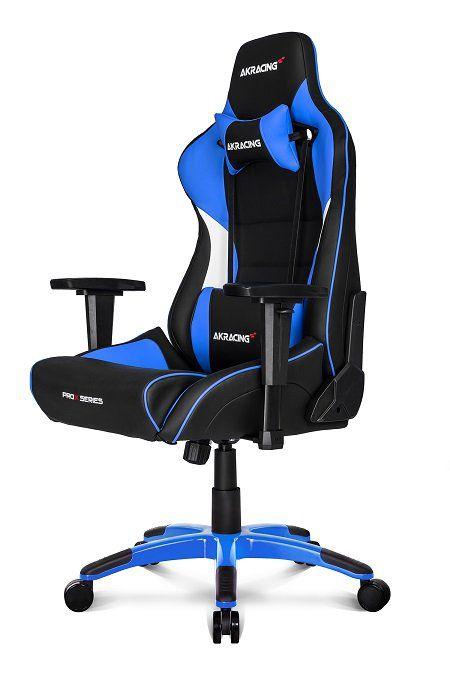 Cadeira Gamer ProX Bigger Blue 10256-4 - AKracing