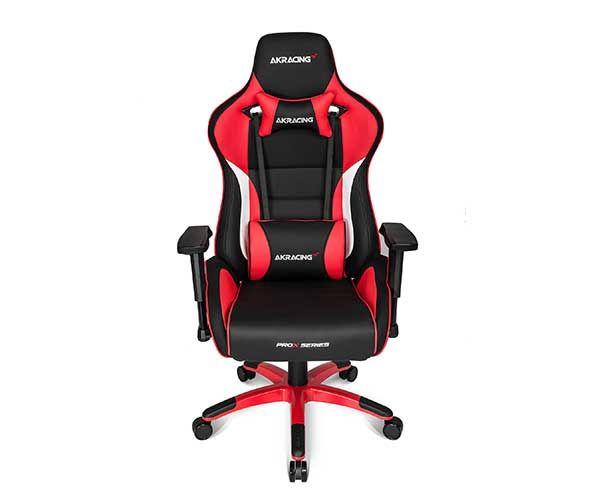 Cadeira Gamer ProX Bigger Preta/Vermelha 10258-6 - AKracing
