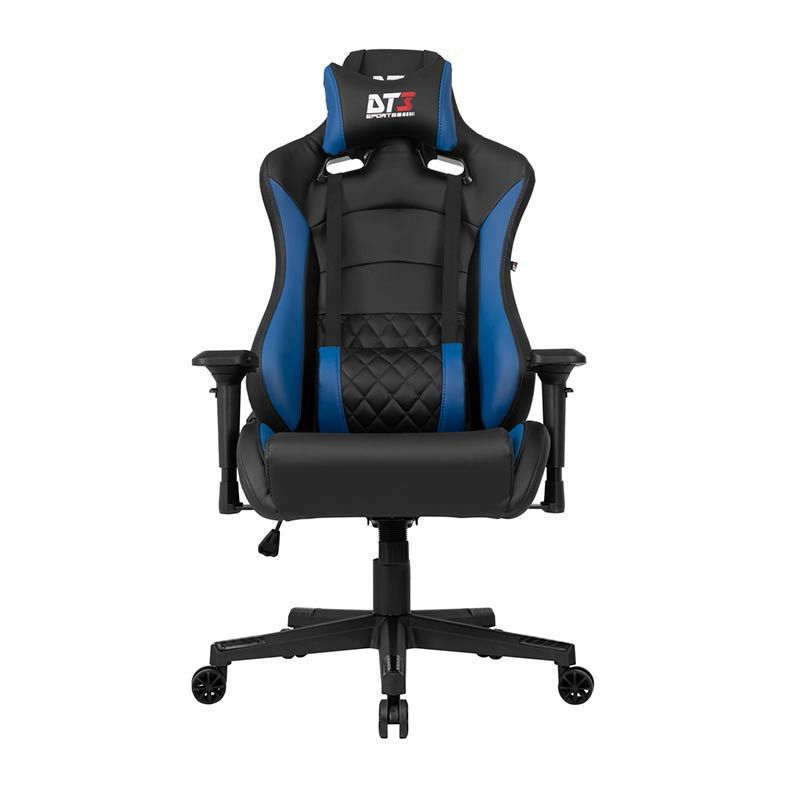 Cadeira Gamer Ravena Azul 11538-8 - DT3 Sports