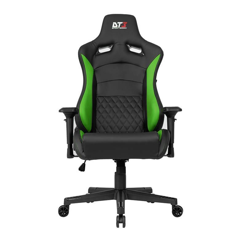 Cadeira Gamer Ravena Verde 11539-9 - DT3 Sports