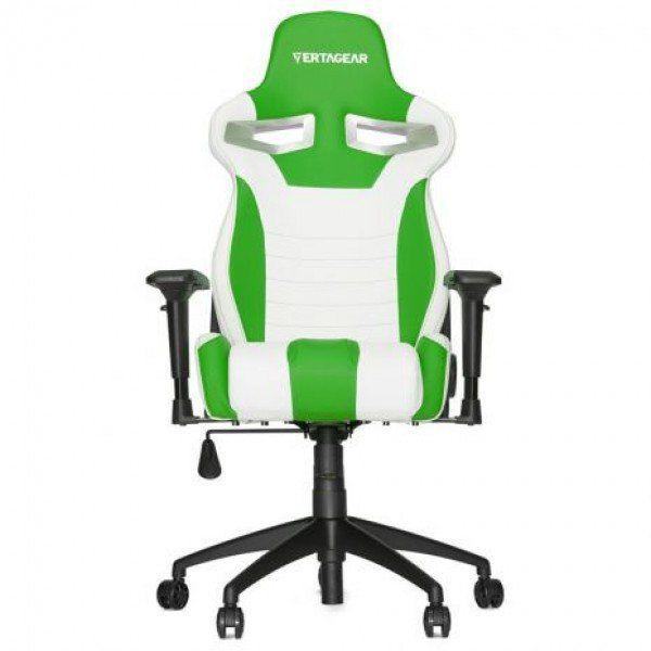 Cadeira Gamer SL4000 Branca/Verde 11139-5 - Vertagear