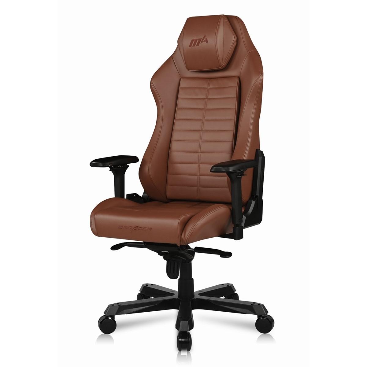 Cadeira Master DM1000 Max Brown I-Series - DXRACER