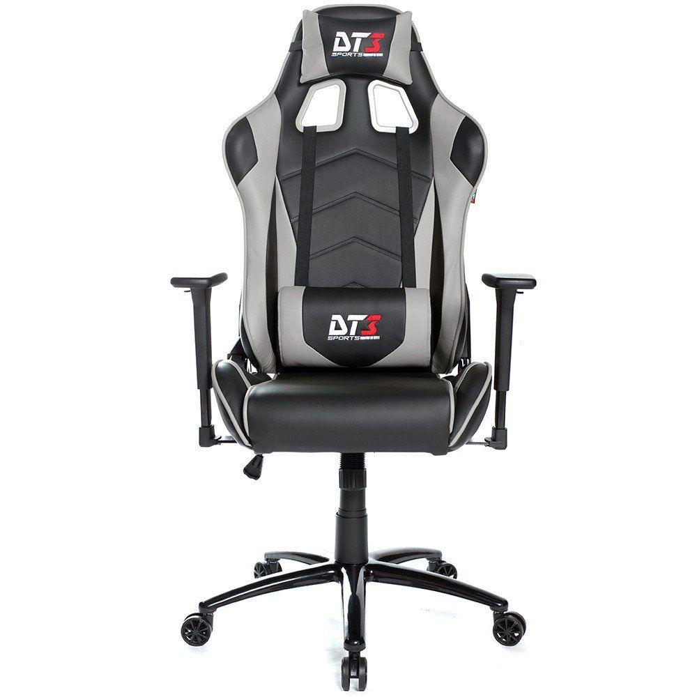 Cadeira Mizano Black Grey 10325-1 - DT3 Sports