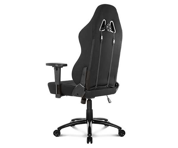 Cadeira Office Opal Preta 11073-2 - Akracing