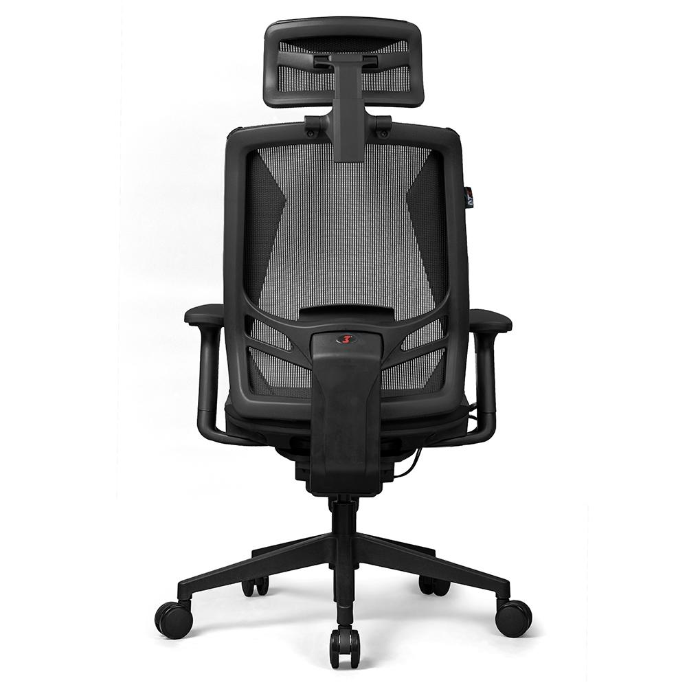 Cadeira Office Spider Black 12056-4 - DT3 Sports