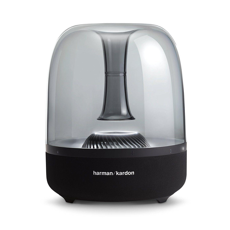Caixa de Som Aura Studio 2 Bluetooth 60W RMS (Alta Definição) HKAURASTUDIO2BLKBR - Harman Kardon