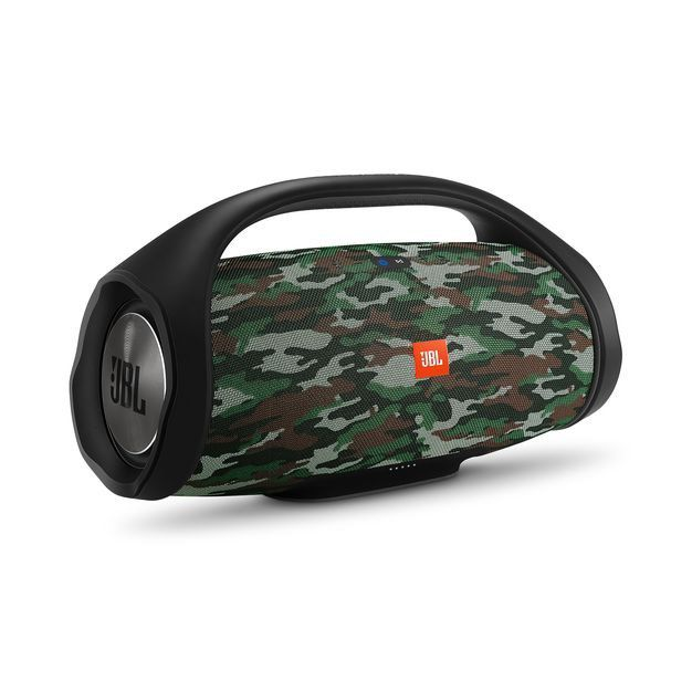 Caixa de Som Boombox Bluetooth 60W RMS Camuflada JBLBOOMBOXSQUADBR - JBL
