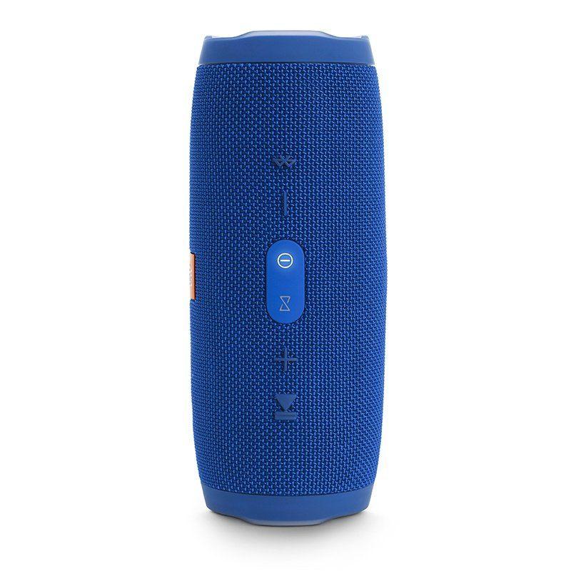Caixa de Som Charge 3 Bluetooth Azul JBLCHARGE3BLUEEU - JBL