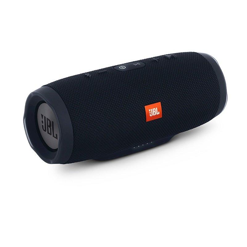 Caixa de Som Charge 3 Bluetooth Preta JBLCHARGE3BLKEU - JBL