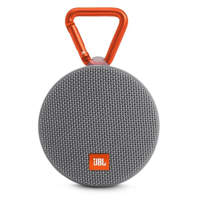 Caixa de Som JBL CLIP 2 Bluetooth Cinza JBLCLIP2GRAY - JBL