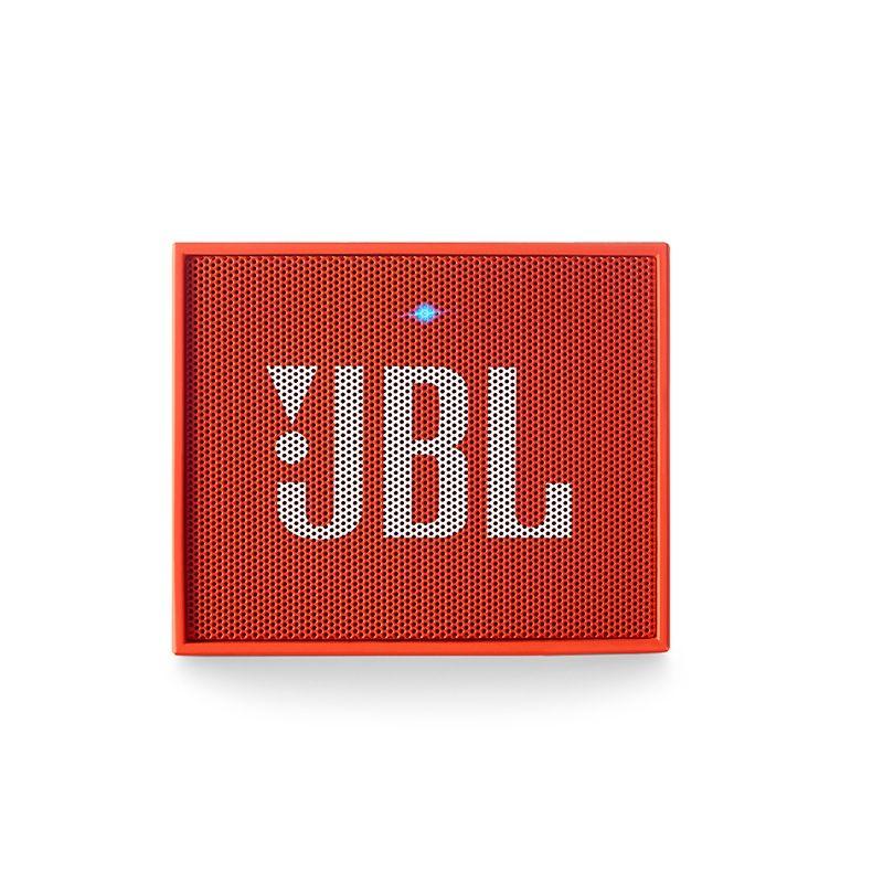 Caixa de Som JBL GO Bluetooth Laranja JBLGOORG - JBL