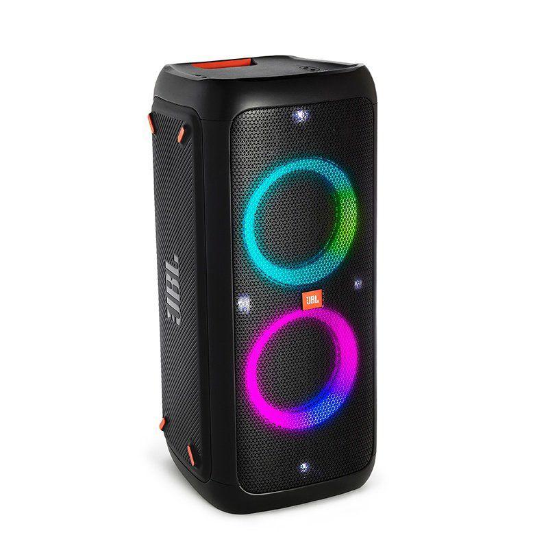 Caixa de Som Partybox LED RGB JBLPARTYBOX300BR - JBL