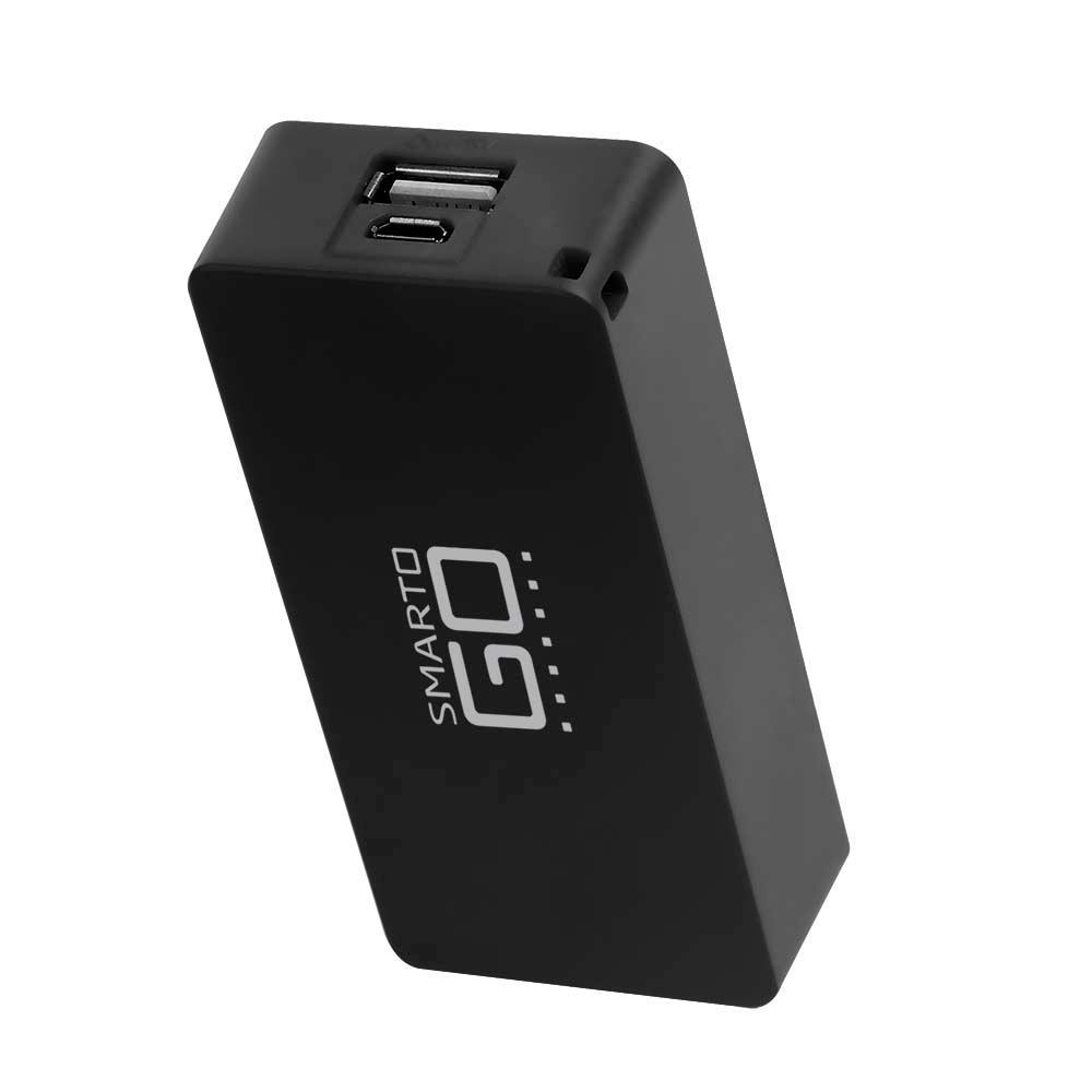 Carregador Portátil, 4000mAh, USB, Preto CB125 - Multilaser