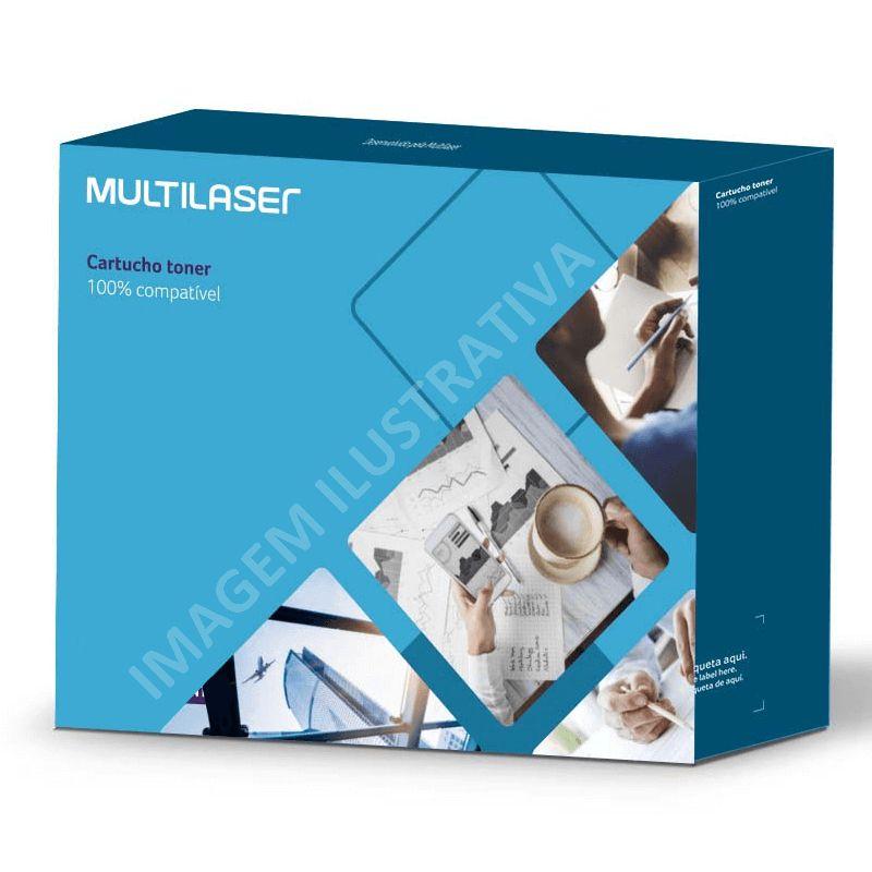 Cartucho Toner MLT-D104S para Impressora Samsung CT104S - Multilaser