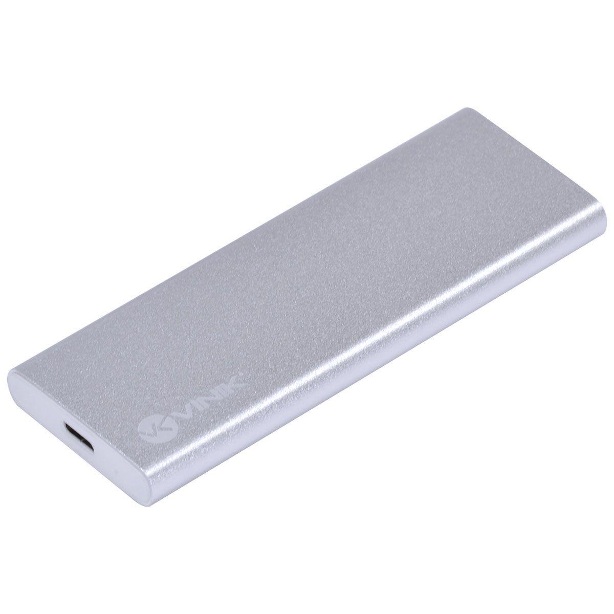 Case Externo para SSD M.2 USB Tipo C para USB 3.1 CS25-C31 29865 - Vinik