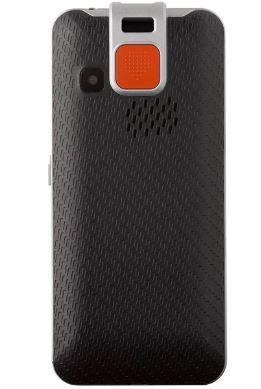 Celular  GO! 1e Dual Chip Preto Tela 1.8 Câmera 0.3MP Bluetooth Rádio FM - Semp