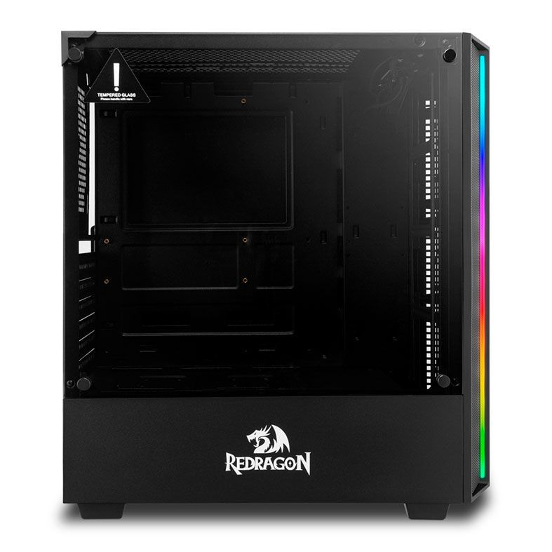 Computador Gamer AMD Ryzen 5 3600 3.6GHz (4.2GHz Max) 32MB Memória 8GB DDR4 SSD 240GB RX580 8GB GDDR6 600W (+ 3 Fans RGB)
