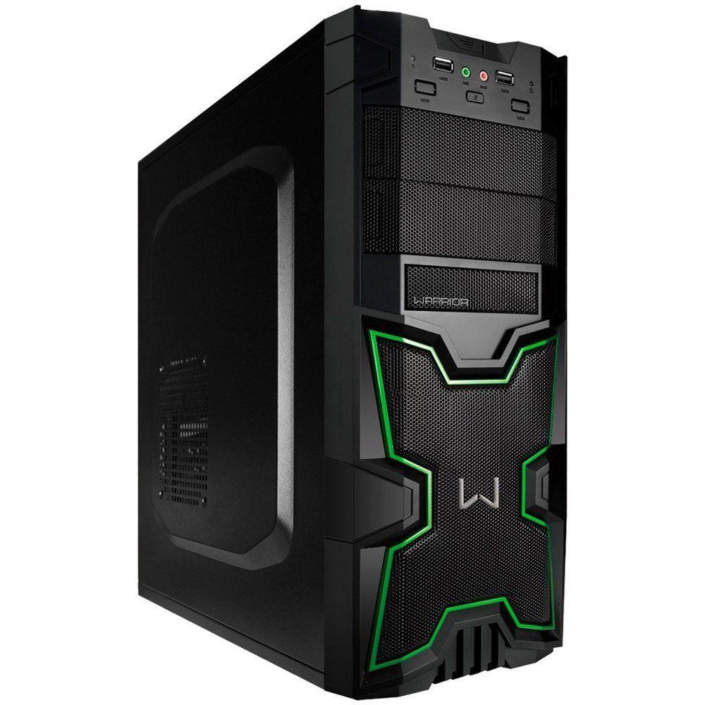 Computador Intel Core i5 9400F 2.9GHz (4.1GHz Max.) 8GB DDR4 SSD 128GB GeForce GT1030 2GB GDDR5 Fonte 500W PFC Ativo