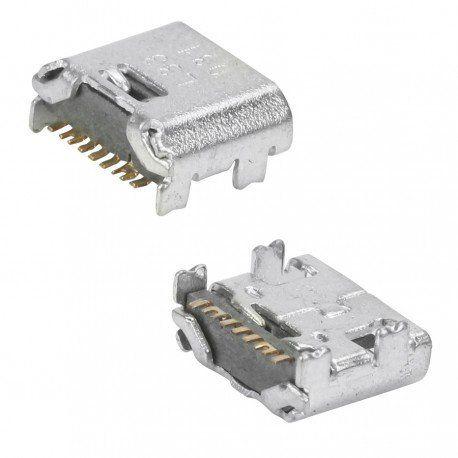 Conector Micro USB V8 7p (5P+2P) Celular / Tablet L5312c Original Samsung 025-3700 - ChipSCE