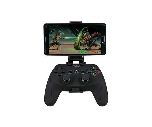Controle Game Pad Origin Bluetooth GD-100 - OEX